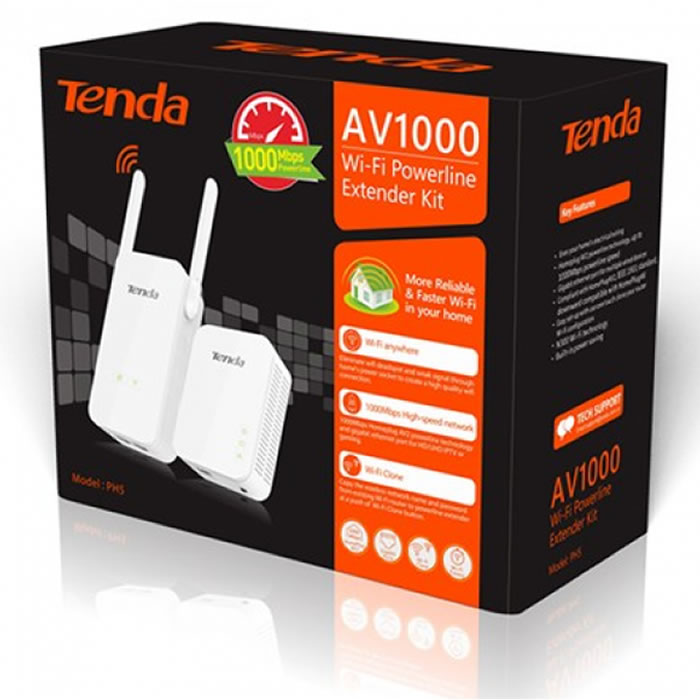 Tenda PH5 WiFi Powerline